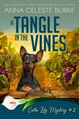 Book Review (and a Giveaway!): A Tangle in the Vines by Anna Celeste Burke