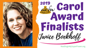 2019 Carol Award Finalists Q&A (and a Giveaway!): Janice Boekhoff & Cascade