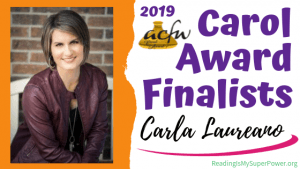 2019 Carol Award Finalists Q&A (and a Giveaway!): Carla Laureano & The Saturday Night Supper Club