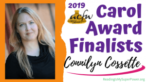 2019 Carol Award Finalists Q&A (and a Giveaway!): Connilyn Cossette & A Light On The Hill