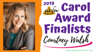 2019 Carol Award Finalists Q&A (and a Giveaway!): Courtney Walsh & Just Let Go
