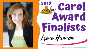 2019 Carol Award Finalists Q&A (and a Giveaway!): Irene Hannon & Hidden Peril
