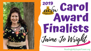 2019 Carol Award Finalists Q&A (and a Giveaway!): Jaime Jo Wright & The Reckoning at Gossamer Pond