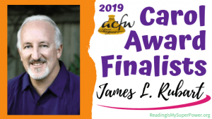 2019 Carol Award Finalists Q&A (and a Giveaway!): James L. Rubart & The Man He Never Was