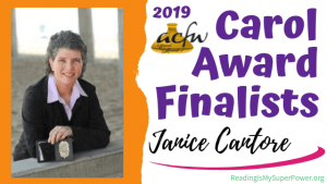 2019 Carol Award Finalists Q&A (and a Giveaway!): Janice Cantore & Lethal Target