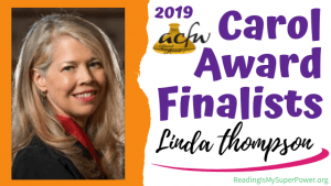 2019 Carol Award Finalists Q&A (and a Giveaway!): Linda Thompson & The Plum Blooms in Winter