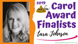 2019 Carol Award Finalists Q&A (and a Giveaway!): Tara Johnson & Engraved on the Heart