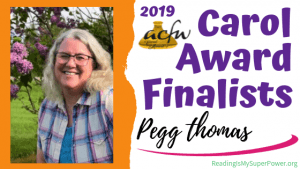 "2019 Carol Award Finalists Q&A (and a Giveaway!): Pegg Thomas & ""In Sheep's Clothing"""