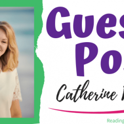 Guest Post (and a Giveaway!): Catherine West & As The Light Fades