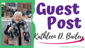 Guest Post (and a Giveaway!): Kathleen D. Bailey & Westward Hope