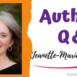 Author Interview (and a Giveaway!): Jeanette-Marie Mirich & The Courtship of Harry's Wife