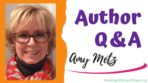 Author Interview (and a Giveaway!): Amy Metz and Liars & Lunatics in Goose Pimple Junction