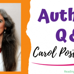 Author Interview (and a Giveaway!): Carol J. Post & Dangerous Relations
