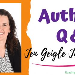 Author Interview: Jen Geigle Johnson & A Lady's Maid