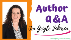 Author Interview: Jen Geigle Johnson & A Lady's Maid
