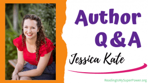 Author Interview (and a Freebie!): Jessica Kate & The Kiss Dare