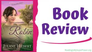 Book Review: Robin by Julane Hiebert