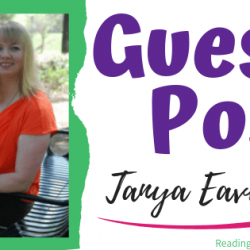 Guest Post (and a Giveaway!): Tanya Eavenson & The Rescue