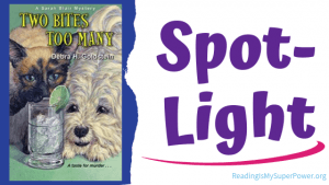 Book Spotlight: Two Bites Too Many by Debra H. Goldstein