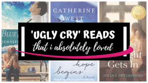 Top Ten Tuesday: 'Ugly Cry' Reads That I Loved
