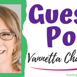 Guest Post (and a Giveaway!): Vannetta Chapman & The Amish Christmas Matchmaker