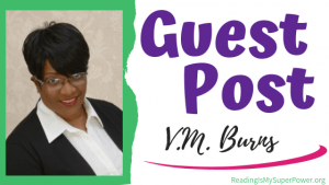 Guest Post (and a Giveaway!): V.M. Burns & Bark If It's Murder