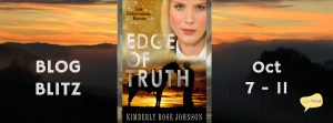 Book Spotlight (and a Giveaway!): Edge of Truth by Kimberly Rose Johnson