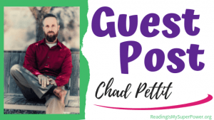 Guest Post (and a Giveaway!): Chad Pettit & Fate of the Redeemed