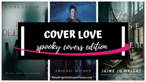 Top Ten Tuesday: Cover Love – Spooky Covers Edition