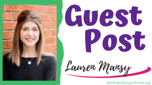 Guest Post (and a Giveaway!): Lauren Mansy & The Memory Thief