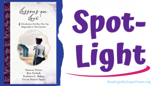 Book Spotlight (and a Giveaway!): Lessons on Love by Dietze, Gerlach, Maher & Pagels