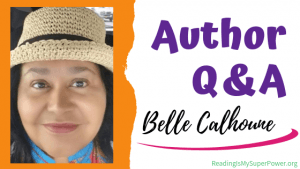 Author Interview (and a Giveaway!): Belle Calhoune & An Alaskan Christmas