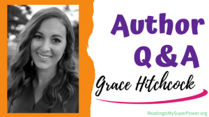 Author Interview (and a Giveaway!): Grace Hitchcock & The White City