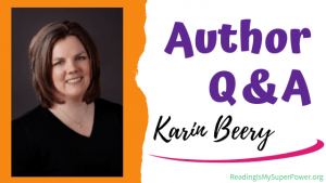 Author Interview (and a Giveaway!): Karin Beery & Practically Married