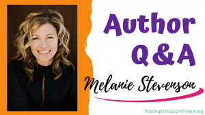 Author Interview (and a Giveaway!): Melanie Stevenson & One More Tomorrow