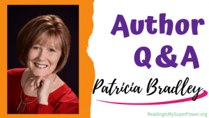 Author Interview (and a Giveaway!): Patricia Bradley & Justice Delivered