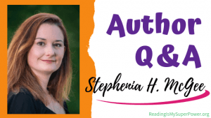 Author Interview (and a Giveaway!): Stephenia H. McGee & Missing Mercy
