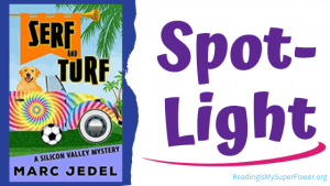 Book Spotlight (and a Giveaway!): Serf and Turf by Marc Jedel
