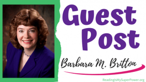Guest Post (and a Giveaway!): Barbara M. Britton & Lioness: Mahlah's Journey