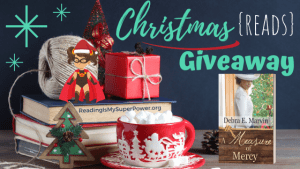 It's Beginning to Look A Lot Like Christmas (Reads) GIVEAWAY: A Measure of Mercy (+ guest post)