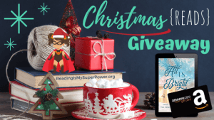 It's Beginning to Look A Lot Like Christmas (Reads) GIVEAWAY: All Is Bright (+ guest post)