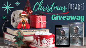 It's Beginning to Look A Lot Like Christmas (Reads) GIVEAWAY: Amish Christmas Hideaway (+ guest post)