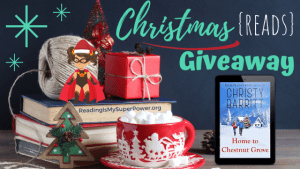 It's Beginning to Look A Lot Like Christmas (Reads) GIVEAWAY: Home to Chestnut Grove (+ guest post)
