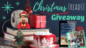 It's Beginning to Look A Lot Like Christmas (Reads) GIVEAWAY: Mistletoe Menagerie (+ guest post)