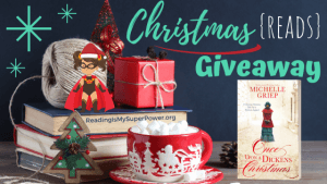 It's Beginning to Look A Lot Like Christmas (Reads) GIVEAWAY: Once Upon a Dickens Christmas (+ guest post)