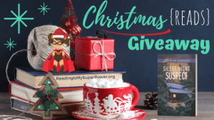 It's Beginning to Look A Lot Like Christmas (Reads) GIVEAWAY: Silent Night Suspect