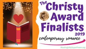 2019 The Christy Award Finalists (and a Giveaway!): Contemporary Romance