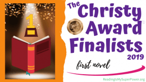 2019 The Christy Award Finalists (and a Giveaway!): First Novel