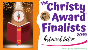 2019 The Christy Award Finalists (and a Giveaway!): Historical Fiction