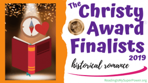 2019 The Christy Award Finalists (and a Giveaway!): Historical Romance